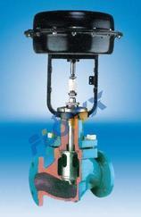 弗雷西气动薄膜单作调节阀直观简便的流量调节控制装置