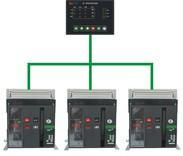 一体式母联控制器BQ7  不需要外接保护器