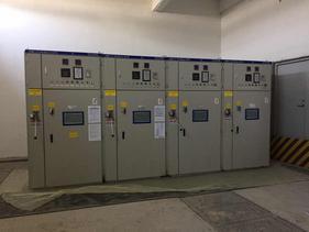 隧道掘进机专用电压无功补偿成套设备ZRTBBDL-1.14KV