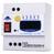 平安城市光伏并网专用低压断路器 防雷LED数码显示