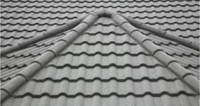 广西彩石金属瓦轻钢结构金属瓦镀铝锌彩石瓦平改坡金属屋面瓦