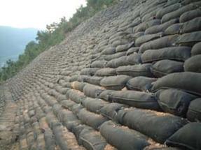 浙江生态袋,柔性生态护坡,湖泊、河道护坡,生态袋绿化
