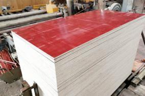 �V西建筑模板 覆模板 工地用小�t板