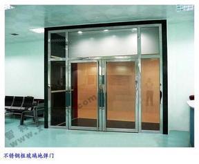 西安玻璃门维修制作价格