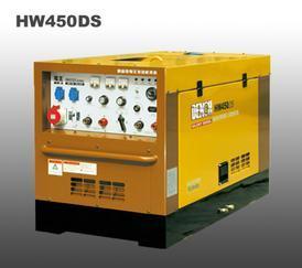 内燃发动机焊机HW450DS