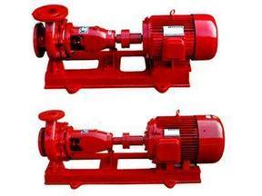 XBD消防泵CCCF认证北京厂家批发