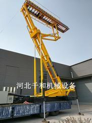 新型屋面压瓦高空举升平台设备A高空压瓦机报价单