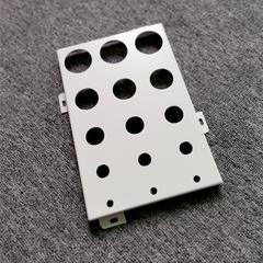 广州氟碳冲孔铝单板幕墙厂家价格外墙木纹铝单板