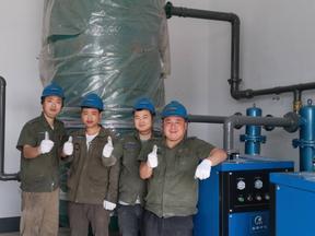 苏州空压机管路工程安装