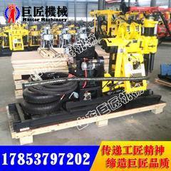 供应XYX-130轮式水井钻机 130米行走式液压打井机价格实惠