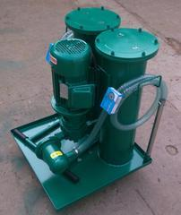 手提式液压油滤油设备