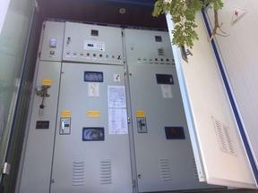 掘进机专用电容补偿成套设备ZRTBBL-1.14