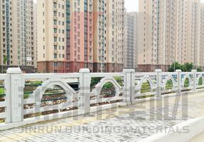铸造石桥梁景观栏杆新复合式