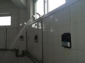 浴室刷卡水控机,智能卡水控管理系统,IC卡水控器
