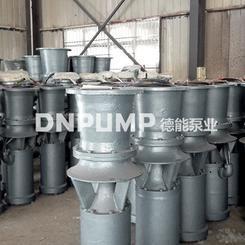 天津耐腐蚀雨季临时排水简易轴流泵生产厂家
