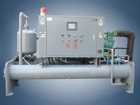 供应水冷型螺杆冷水机组-螺杆水冷机组