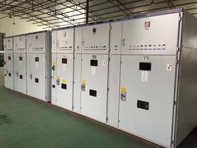 10KV并联电容器成套TBB10-600Kvar