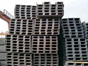 广州美标槽钢现货 C3*4.1美标槽钢供应