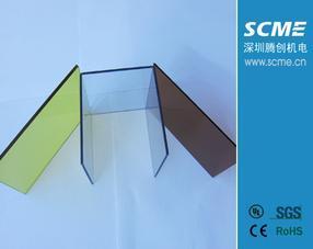 ESD PVC板,烟色防静电PVC板