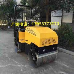 南京市全液压双钢轮振动压路机沥青柏油路面振动压实机宣土震碾机