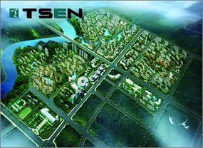 城市新区发展规划设计|老城区规划|天成国际景观