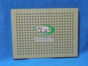 供应穿孔板吸声结构_声源穿孔吸音板厂家供应_孔木吸音板