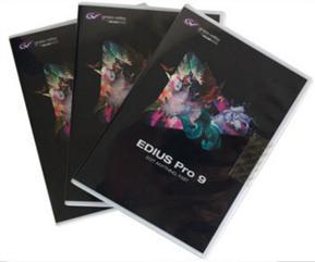 正版 EDIUS Pro9 4K 视频 剪辑 edius8编辑软件 非编软件系统