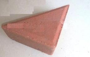 厂家生产三角砖环保彩砖彩砖价格