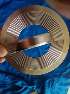 金属八角垫片 齿形垫片 金属垫片