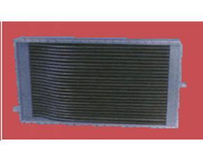 铜制绕片散热排管系列