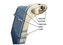 回转式格栅除污机、循环齿耙式格栅除污机