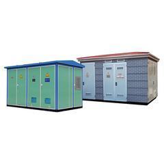 YBW-12型预装式箱式变电站(欧式)箱变