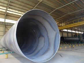 大口径螺旋钢管φ219-3800