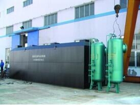 A/A/O型污水生物处理除磷脱氮肥装置