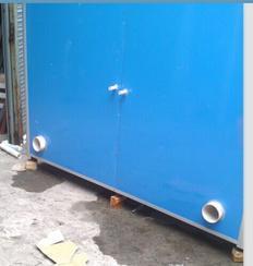 移动厕所组装活动洗水间