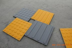 陶瓷盲道砖 灰色盲道砖 盲道砖规格尺寸
