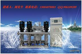 长治变频调速生活给水设备