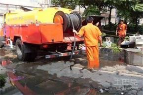 上海闵行区虹桥镇 专业高压清洗管道 化粪池清理