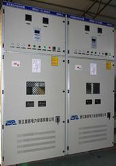 粉碎机-NRRQV-10KV高压固态平滑启动一体式装置
