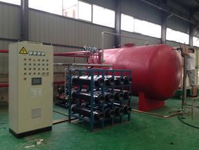 气体顶压0.6/30-18消防气体顶压设备