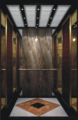 朗得电梯装潢