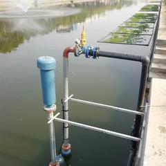 上海瑞柘3.7kw沉水式鼓风机河道治理用水下曝气机
