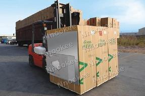 广东供应家电抱夹洗衣机抱夹胶夹板保护货物