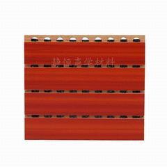 槽孔吸音板 木质穿孔吸音板批发