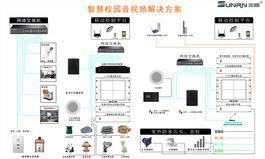 IP广播系统校园解决方案 公共广播系统 智慧校园