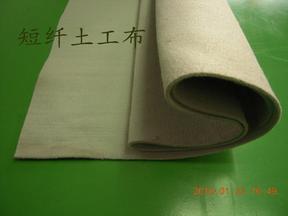 短纤针刺无纺土工布