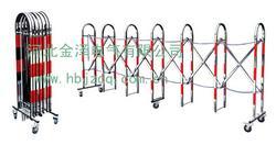 不锈钢伸缩围栏高1.1×2.6m