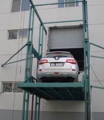 供应南京SJD导轨式液压升降货梯