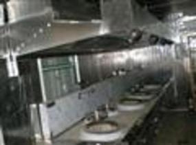 深圳厨房排烟系统工程