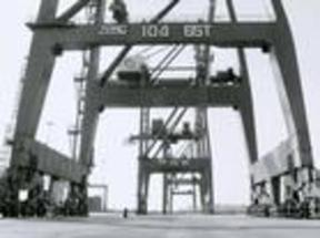 码头港机防腐